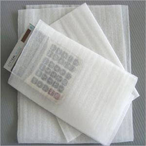 White EPE Foam Pouches