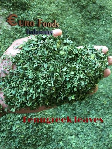 Dehydrated Fenugreek Leaves/ Kasuri Methi patta
