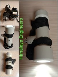 Flameproof LED Rechargeable Torch