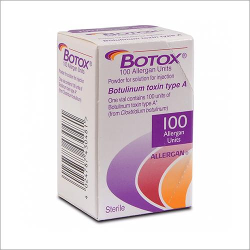 Allergan Botox Injection (1X100Iu)