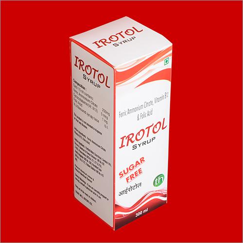 Ferric Ammonium Citrate Vitamin B12 And Folic Acid Syrup