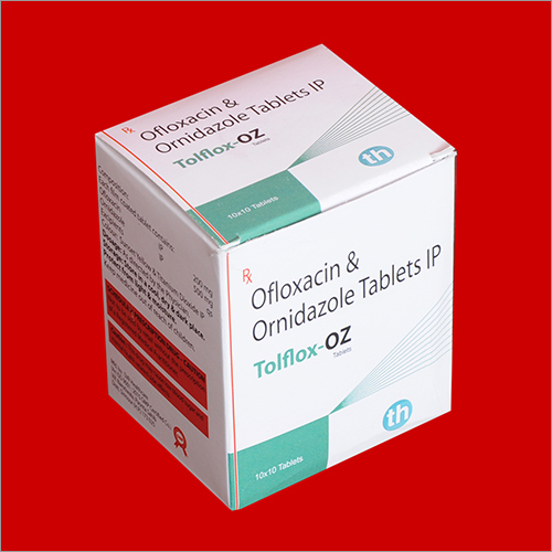 Tolflox-oz Tablets
