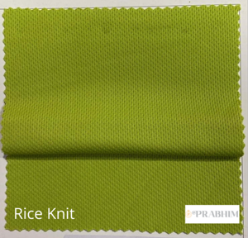 Rice Knit Fabrics