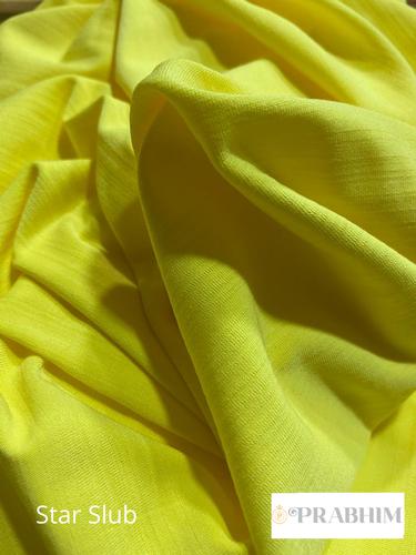 Star Slub Fabrics