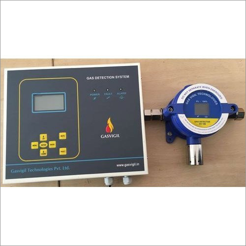 Carbon Monoxide Detection System