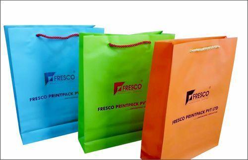 Fresco Non-Tearable Paper Carry Bag