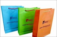 Fresco Non-Tearable Paper Carry Bag