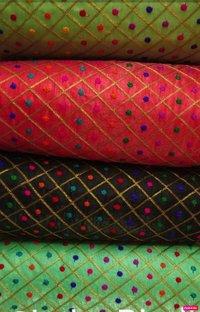 Multi Colours Embroidery