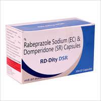 Rabeprazole Sodium and Domperidone Capsules