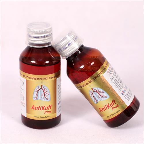 100 ml Antikuff Plus Cough Syrup