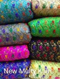 Multi Colours Embroidery