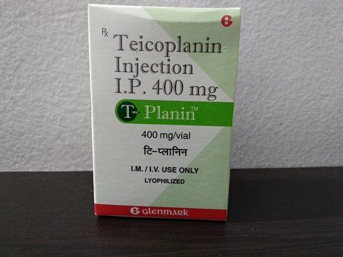 T Planin Injection I.P. 400mg