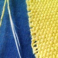 Aluminized Aramid Fabric With Fiberglass Core