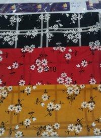 Dty Malai China Fabric