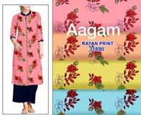 Reyon Fabrics