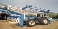 Tractor Mounted Water Well Drilling Rig