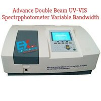 Labcare Export Advance Double Beam UV-VIS Spectrophotometer Variable Bandwidth