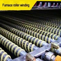 Toughened Glass Furnace Square Rope