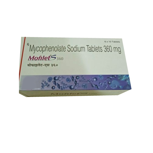 Mycophenolate Sodium Tablets