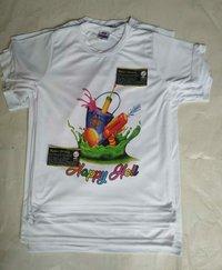 Holi Tshirts Customised