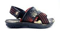 Kids Casual Black Sandals