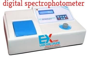 Labcare Export Digital Spectrophotometer