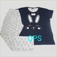 Ladies Modern Pyjama Set