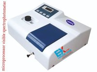 Labcare Export Microprocessor visible spectrophotometer