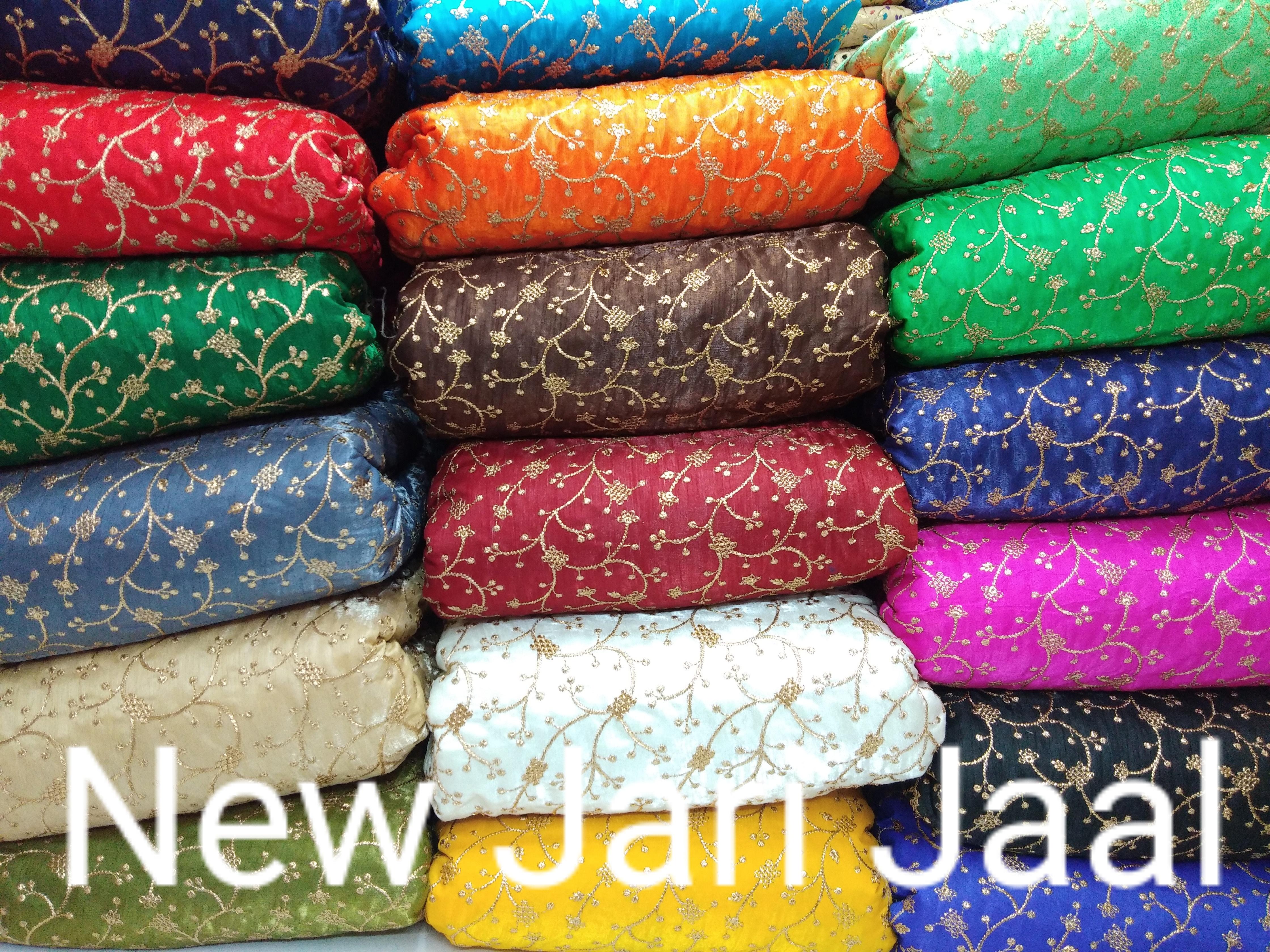 Jari Jaal Embroidery
