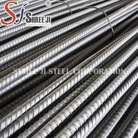 Tmt Reinforcement Steel Bar