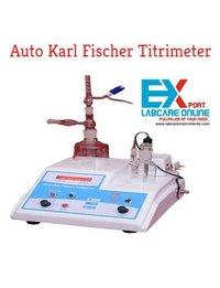 Labcare Export Auto Karl Fischer Titrimeter