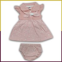 Sumix SKW 0106 Baby Girl Sleeveless Frock