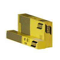 Esab Stainless Steel 316l - 16 Plus Welding Electrode 2.50x350 Mm,(5pkt Of 9kg)