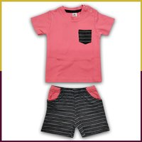 Sumix SKW 0173 Baby Boys T-shirt with Short