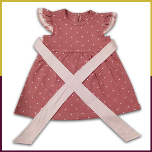 Sumix SKW 2023 Baby Girls Frock