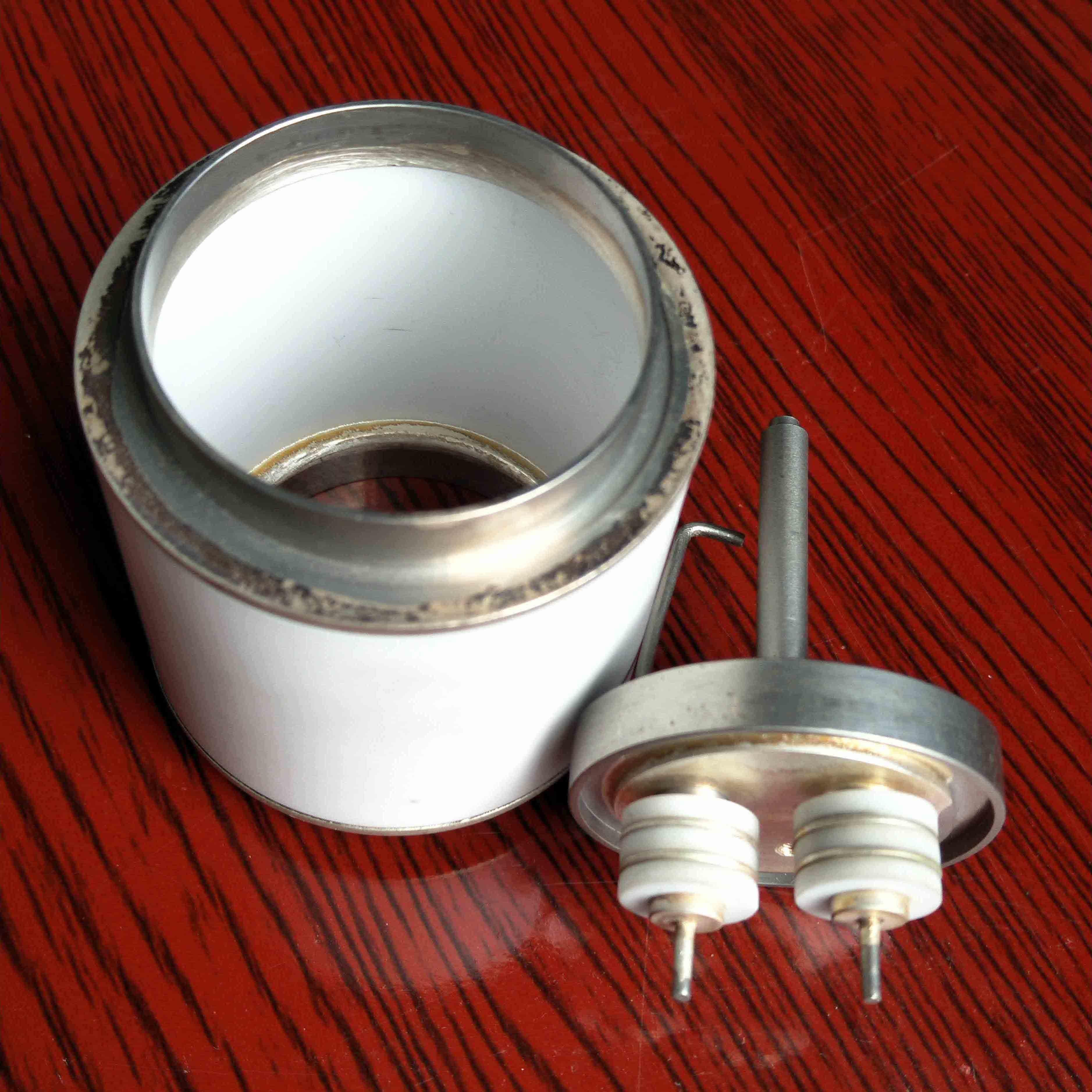 Feed-through Vacuum Brazing-Alumina Ceramic Metal Seal Assemblies by SGJ-International