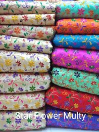 Multi Flower Embroidery