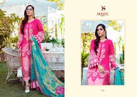 Deepsy Suits Maria B M Print Cotton With Embroidery Work Dress Material Catalog