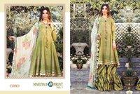 Shree Fabs Mariya B M Print Vol 7 Cambric Lawn Print With Work Pakistani Suit Catalog