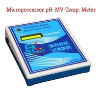 Labcare Export Microprocessor pH-MV-Temp.Meter