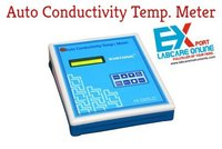 Labcare Export Auto Conductivity-Tamp.Meter