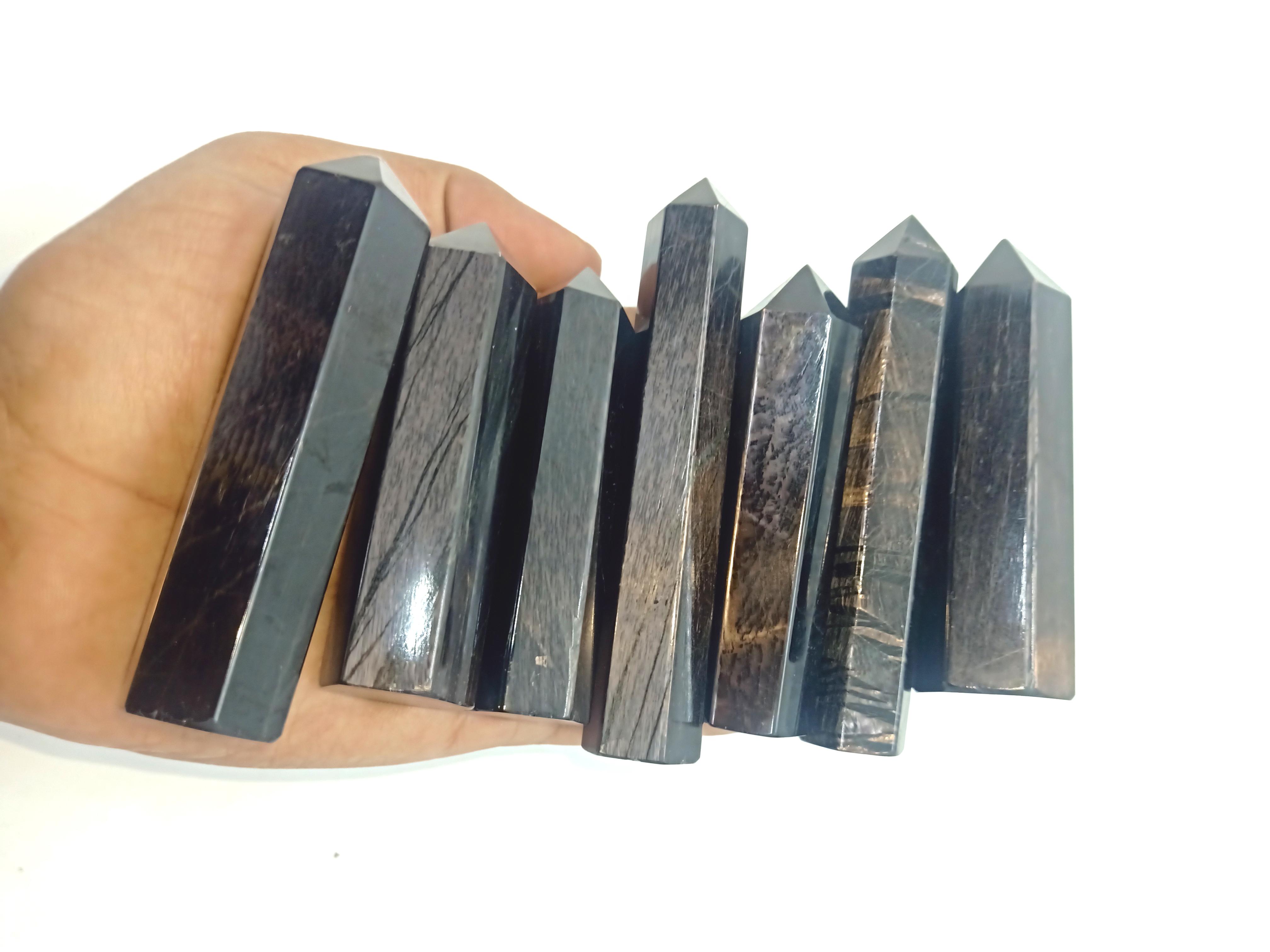 Hypersthene Towers Gemstones