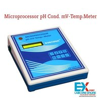 Labcare Export Microprocessor pH Cond. mV-Temp.Meter
