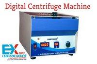Labcare Export Digital Centrifuge Machine