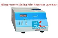 Labcare Export Microprocessor Melting Point Apparatus