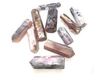 pink opal towers Gemstones