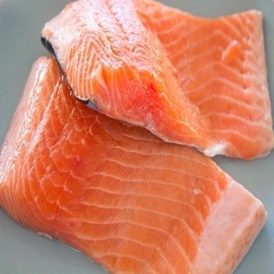 Fresh and Frozen Salmon Fish