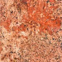 Alaska Red Granite Closeup