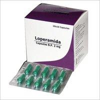 Loperamide capsule