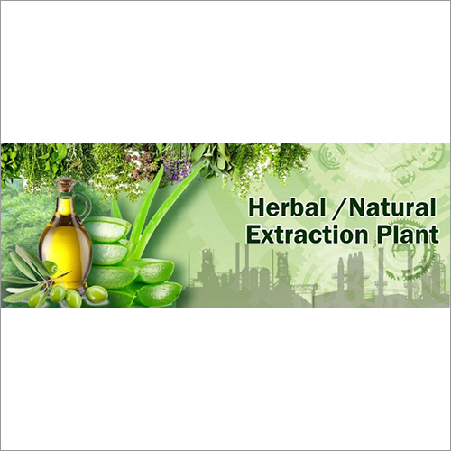 Herbal Natural Extraction Plant Supplier